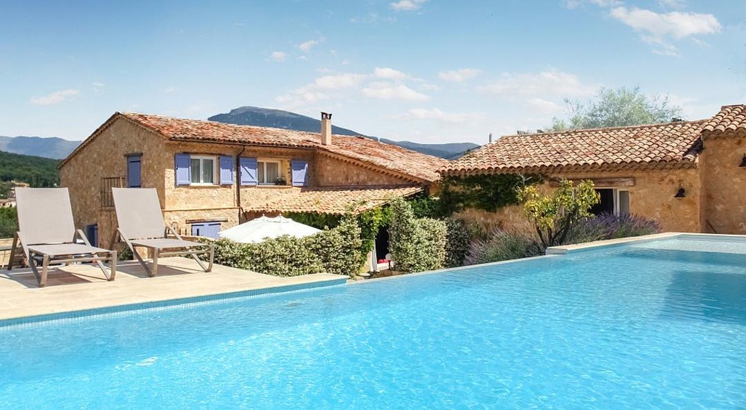 Vakantiehuizen zuid frankrijk for Vakantiehuisjes met prive zwembad